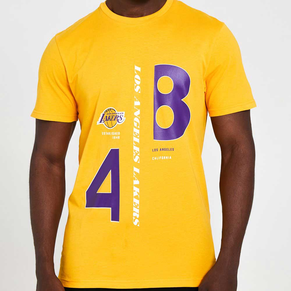 NBA Established Graphic Tee Los Angeles Lakers
