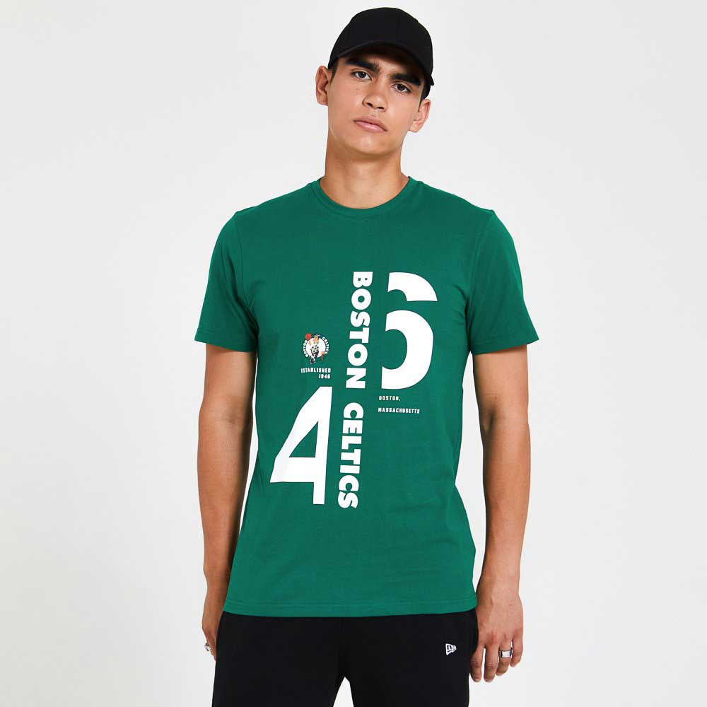 NBA Established Graphic Tee Boston Celtics