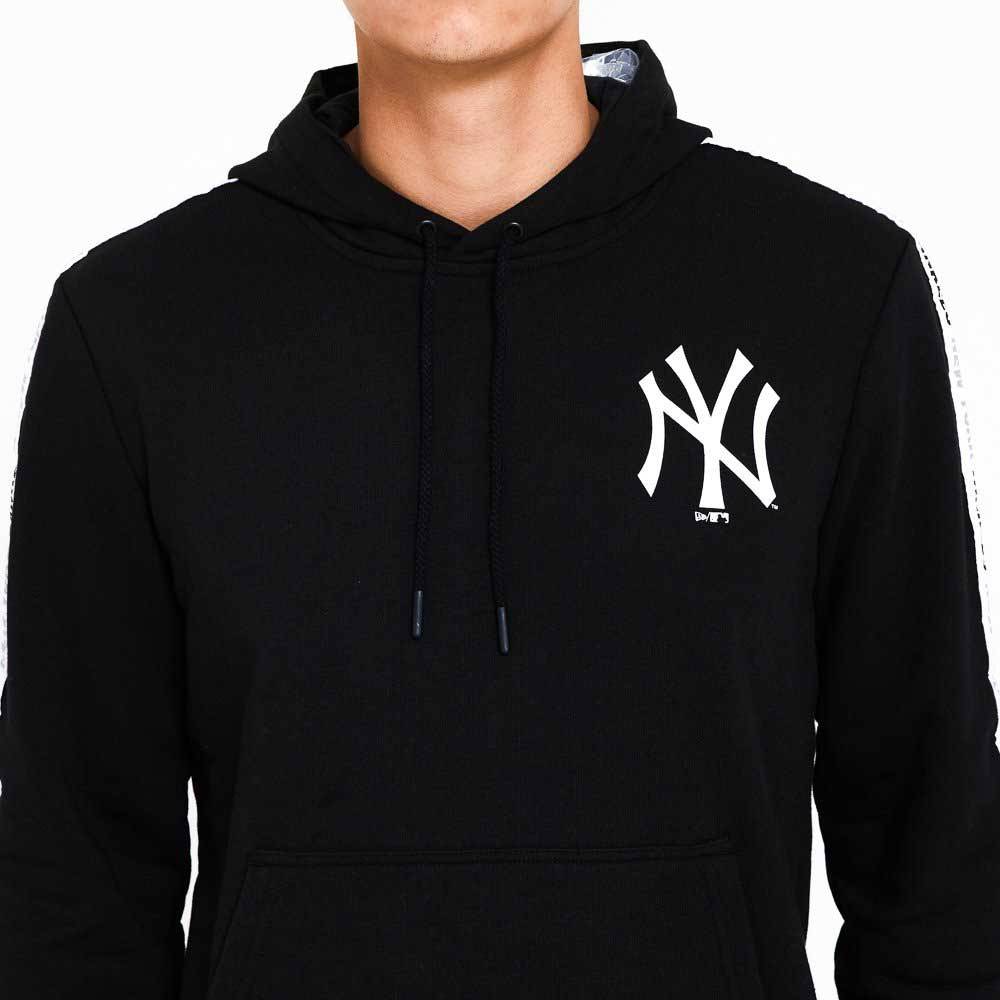 MLB Sleeve Taping Po Hoody New York Yankees Blk