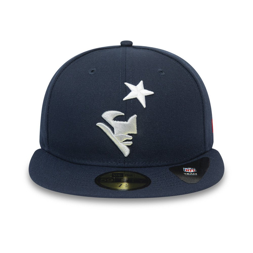 Team Tonal 59FIFTY New England Patriots Otc