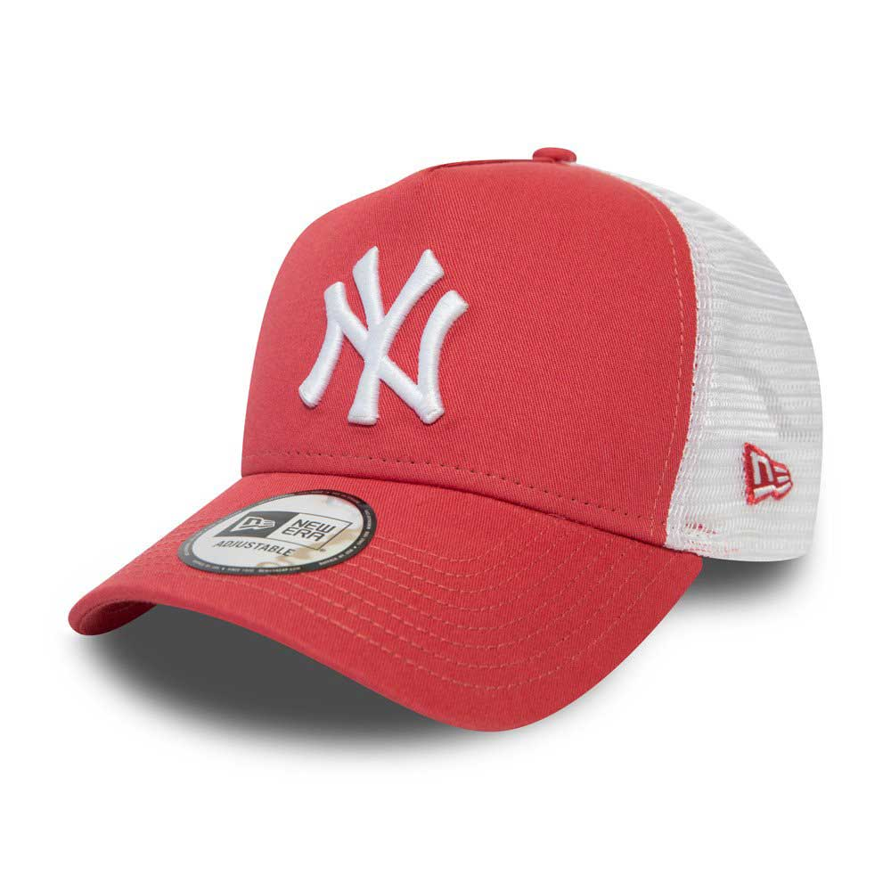 New Era League Essential Trucker New York Yankees Plm Sapka