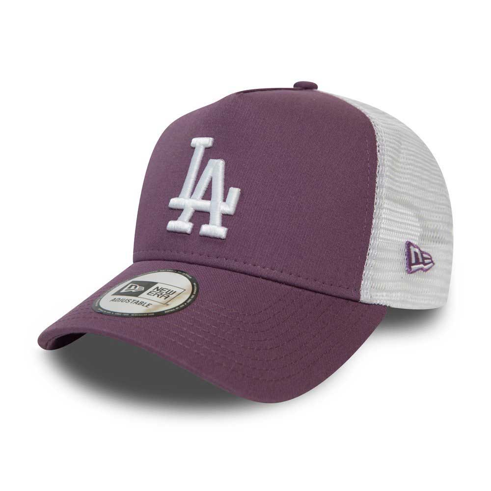 New Era League Essential Trucker Los Angeles Dodgers Lvd Sapka