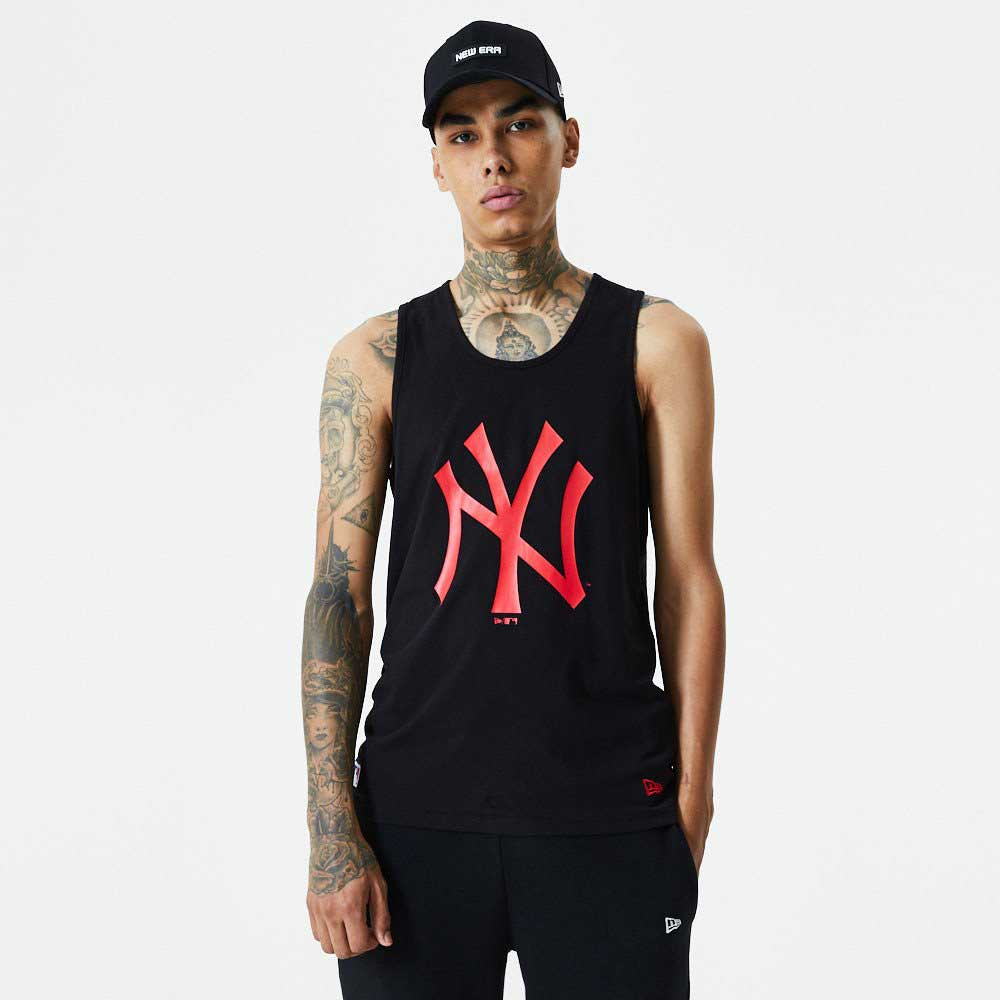 MLB Seasonal Team Logo Tank New York Yankees BLKCYR