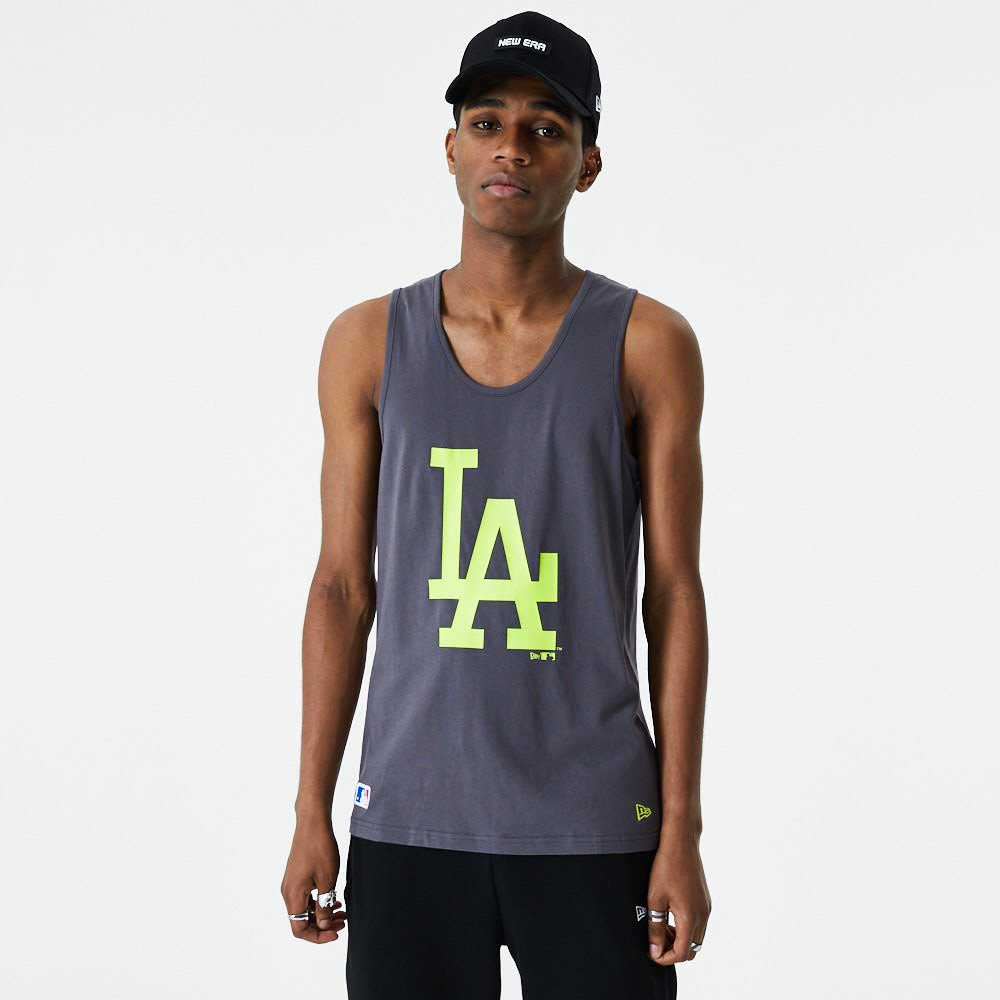 MLB Seasonal Team Logo Tank Los Angeles Dodgers GRHLMG