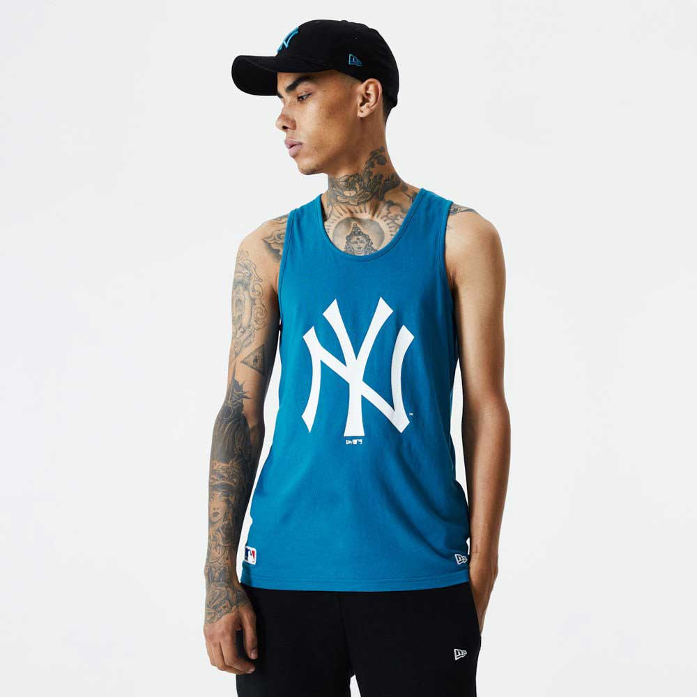 MLB Seasonal Team Logo Tank New York Yankees DTL