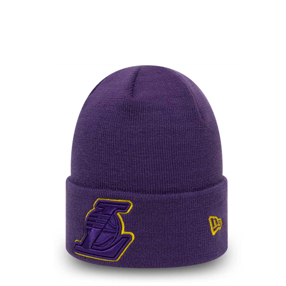 New Era Team Colour Out Line Los Angeles Lakers Kötött Sapka
