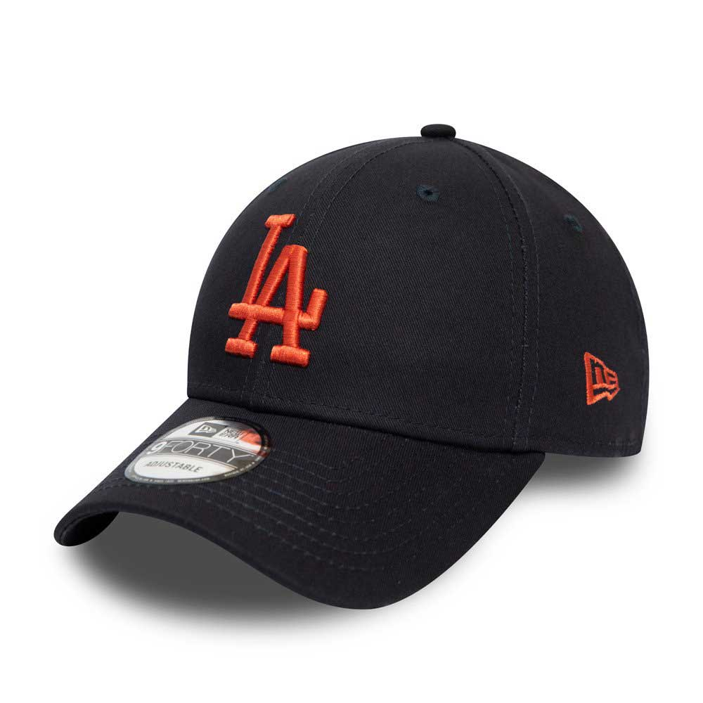 New Era League Essential 9FORTY Los Angeles Dodgers Nvy Sapka