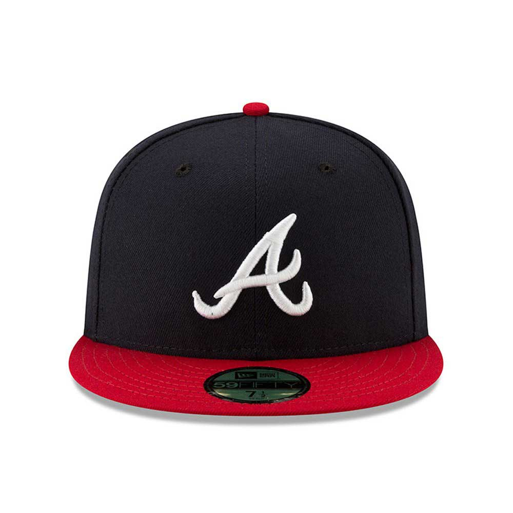 Acperf 59FIFTY Atlanta Braves Home