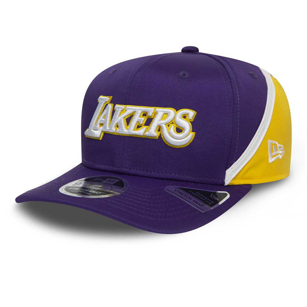 New Era Stretch 9FIFTY Hook Los Angeles Lakers Sapka