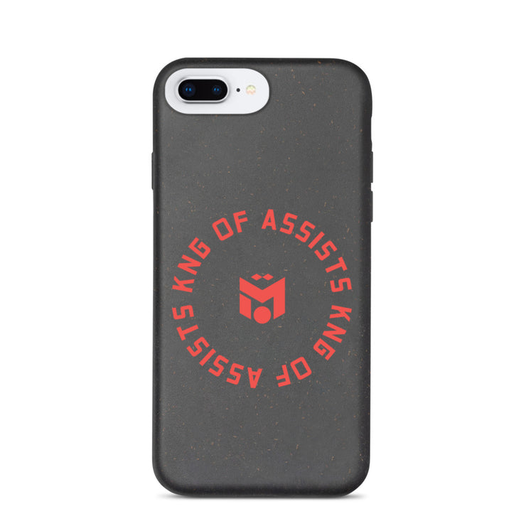 King of Assists Eco-Iphone Case (6288627237049)