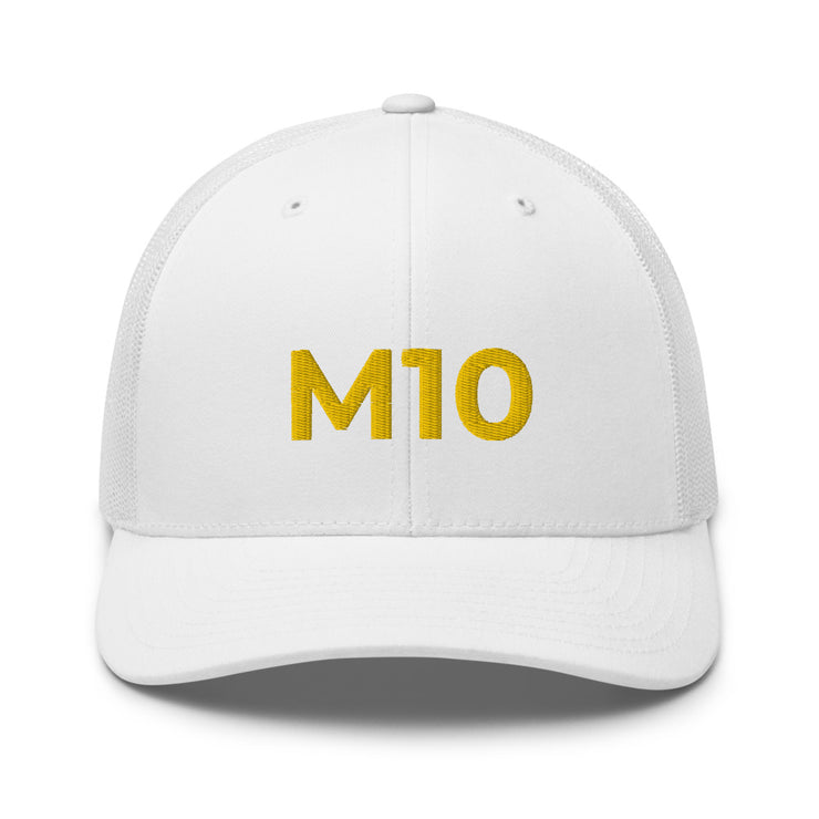 M10 Statement Cap Gold (6206844108985)