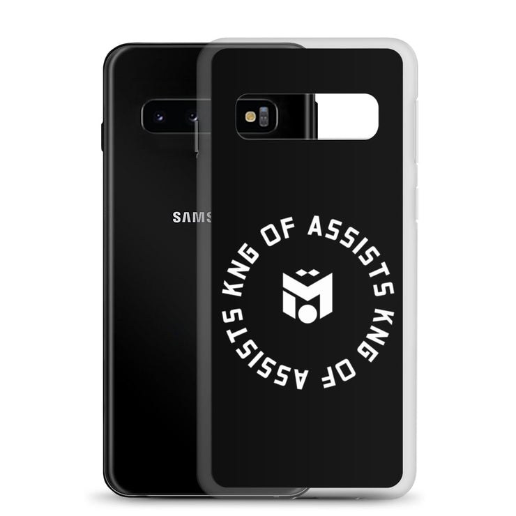 White King of Assist Samsung Case (6288755163321)