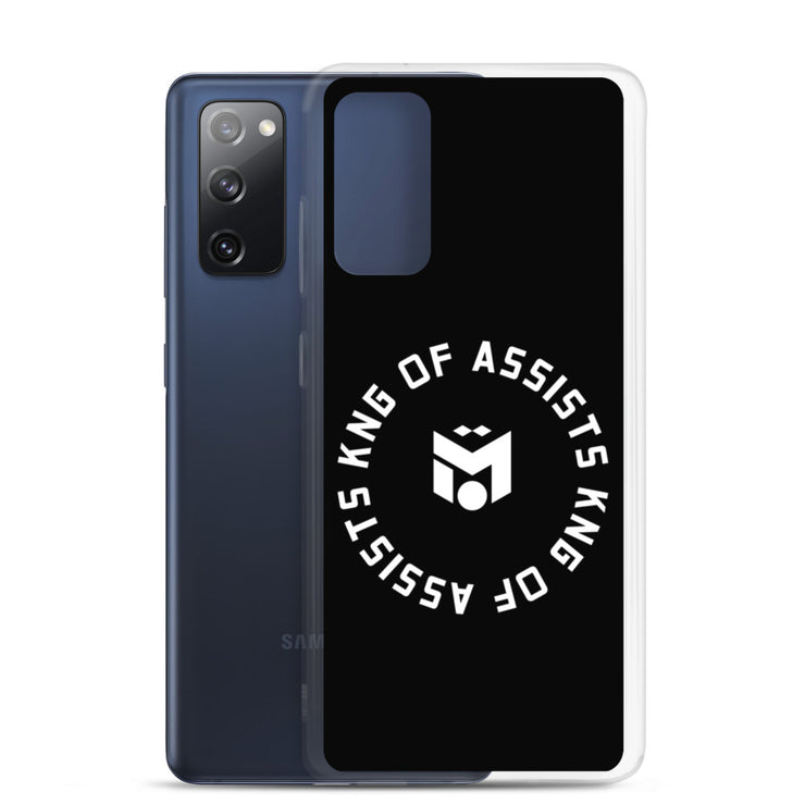 White King of Assist Samsung Case