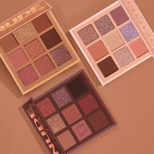 Buy 3 Free Shipping -- NUDE Obsessions Eyeshadow Palette