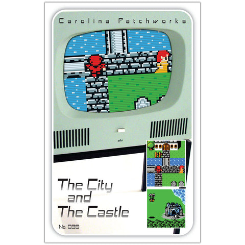 Carolina Patchworks - Videogame Series: The City & The Castle Quilt Pattern