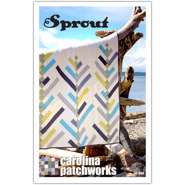Carolina Patchworks - Sprout Quilt Pattern