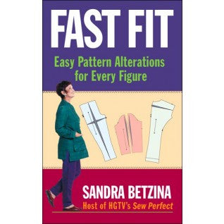 Fast Fit by Sandra Betzina
