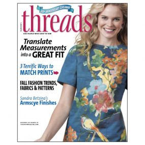 Threads Magazine #181, November 2015