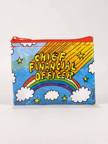 Blue Q - Chief Financial Officer Coin Purse