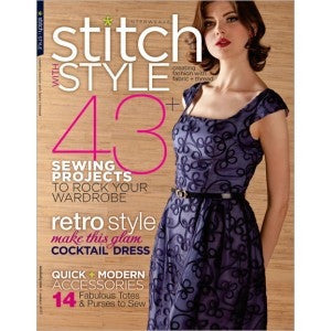 Stitch With Style Special Issue  2014