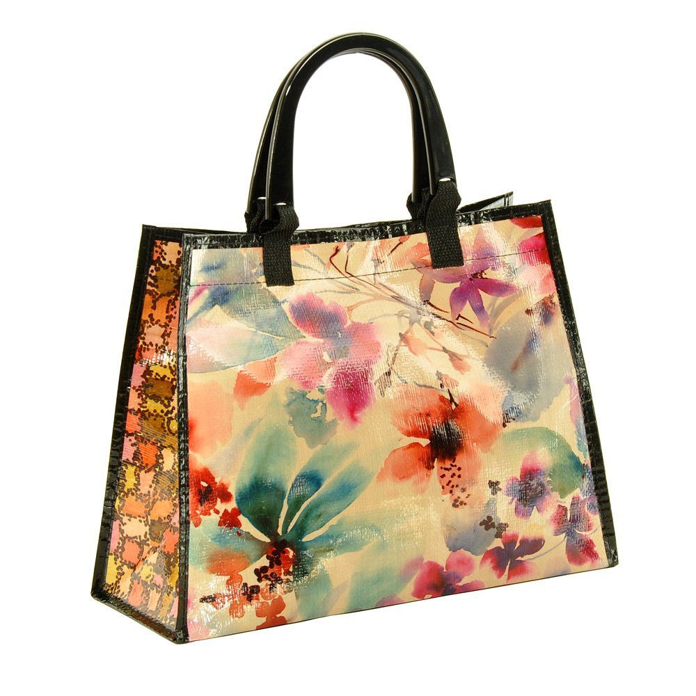 Blue Q Project Purse - Floral