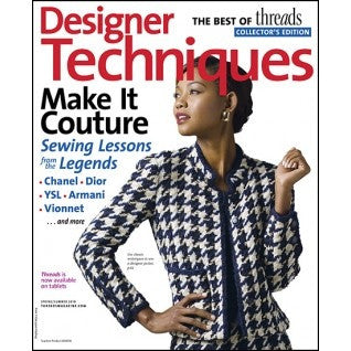 Threads Magazine Designer Techniques