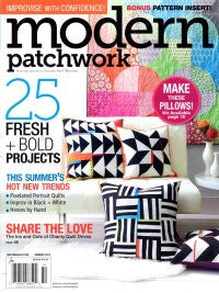 Modern Patchwork Magazine -  Summer 2015