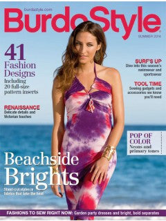 BurdaStyle Magazine - Summer 2014