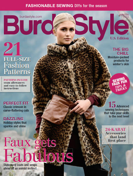 BurdaStyle Magazine - Winter 2015