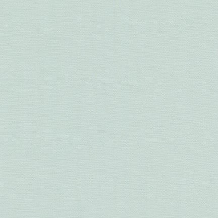 Robert Kaufman Fineline Twill, Celadon - $12/yard