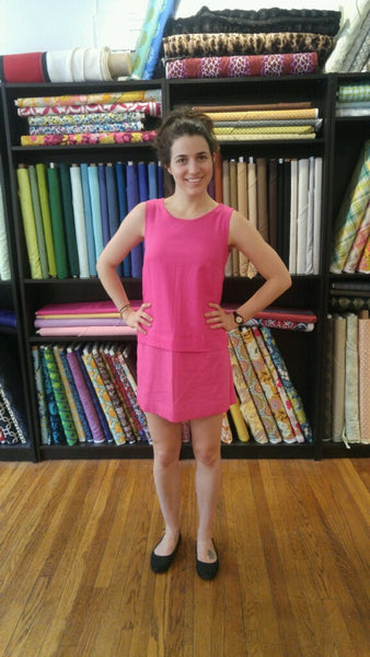 Sewing 102 - Willow Tank - Sunday June 25th, 12:00-4:00 PM