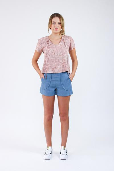 Megan Nielsen - Harper Shorts and Skort