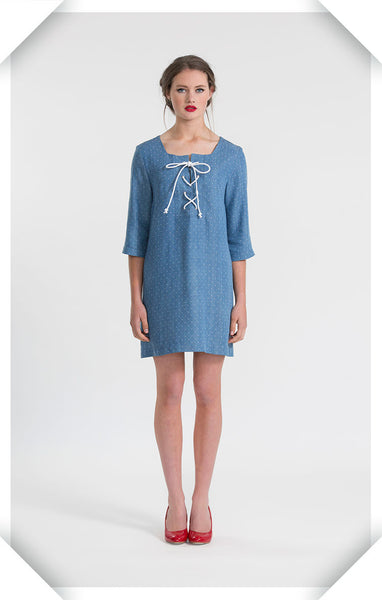 Papercut Patterns Skipper Tunic
