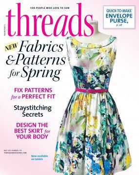 Threads Magazine #178, April/May 2015
