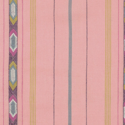Anna Maria Horner Loominous, Tribe in Bubblegum - $14/yard