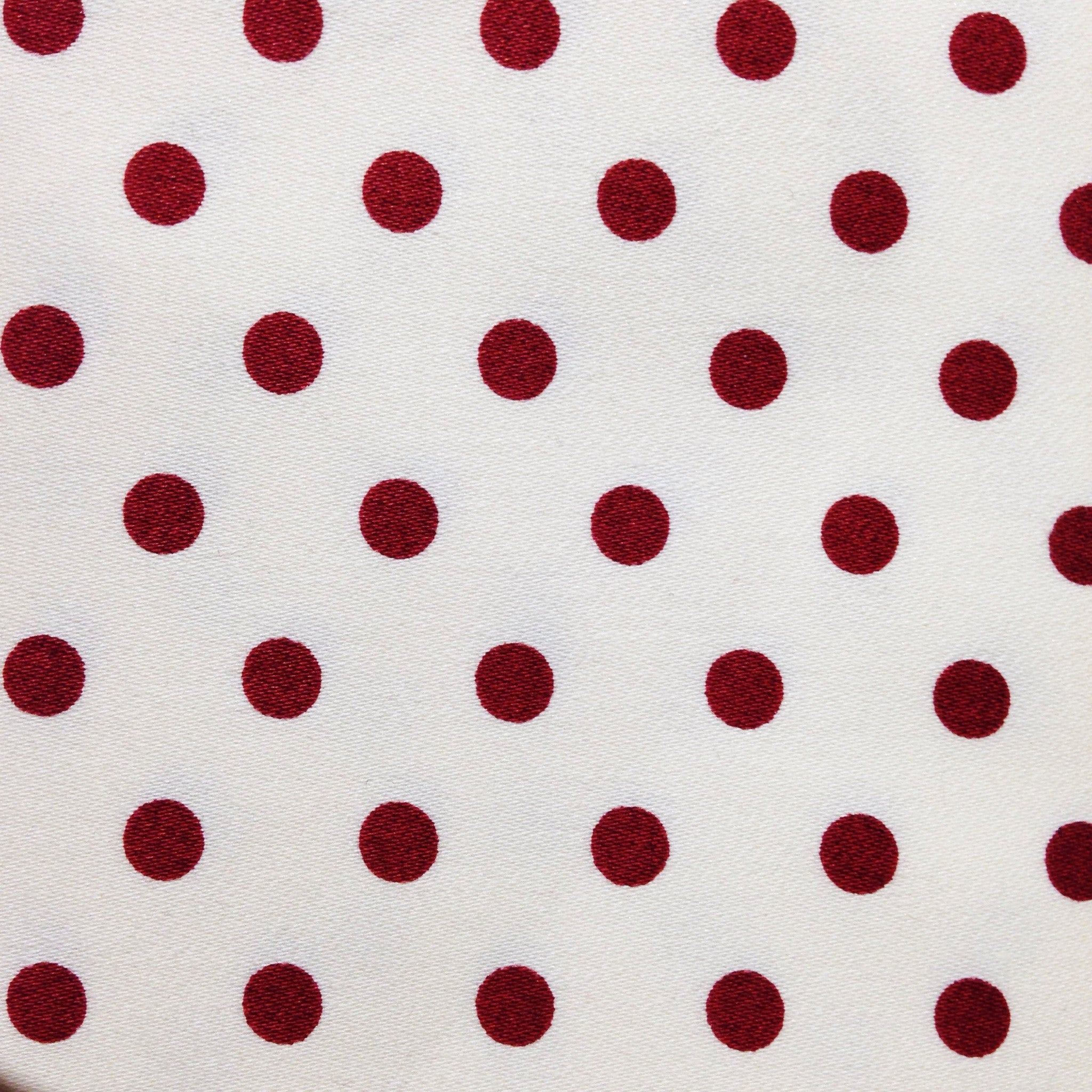 Tanya Whelan for FreeSpirit Home Dec French Dot, Red - $16/yard