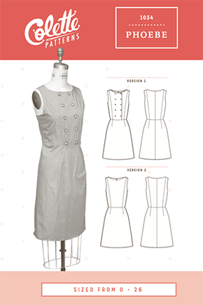Colette Patterns Phoebe Dress