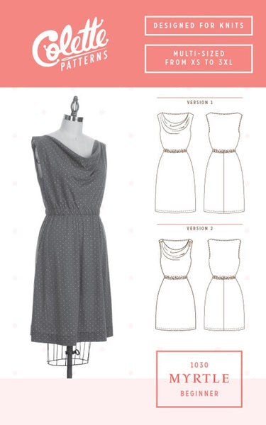 Colette Patterns Myrtle Dress