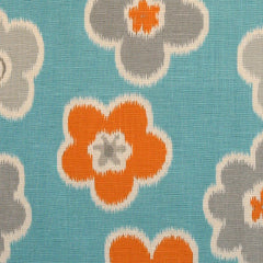 ikat-petals-home-decor-fabric-grey-aqua-and-mandarin