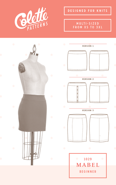 Colette Patterns Mabel Skirt