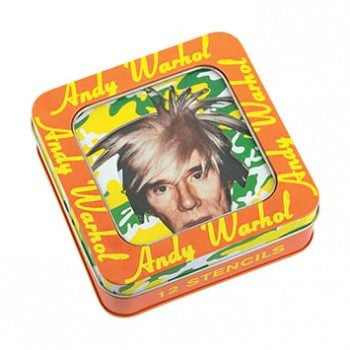 Andy Warhol Stencil Set