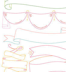 Sublime Stitching Embroidery Patterns - Ribbons & Banners