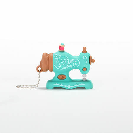 Antique Sewing Machine USB Drive