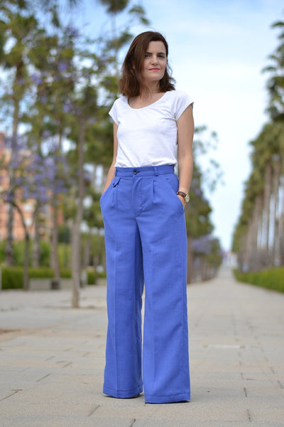 Sorell Trousers by Pauline Alice