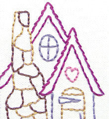 Sublime Stitching Embroidery Patterns - Dream Homes