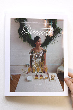 Colette Patterns Seamwork Annual