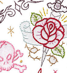 Sublime Stitching Embroidery Patterns - Tattoo Your Towels