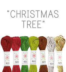 Sublime Stitching Embroidery Floss - Christmas Tree