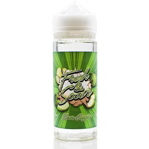 Fresh & Sour eLiquid - Zour Apple