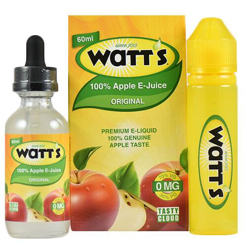 Watt's Apple eJuice - Original